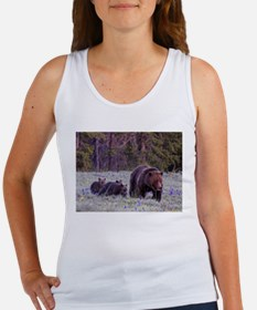Grizzly Bear 399 Tank Top