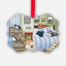 Schofield's Pets Ornament