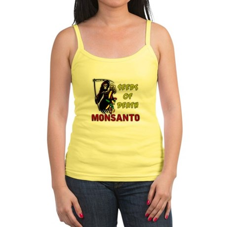 Seeds of Death - Monsanto Tank Top