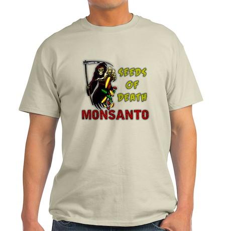 Seeds of Death - Monsanto T-Shirt