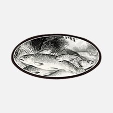 American brook trout - 1872 Patch