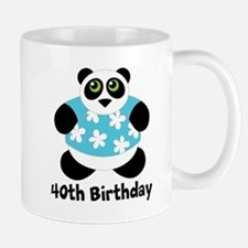 Personalized Panda Birthday Mug