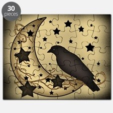 Starlight crow Puzzle