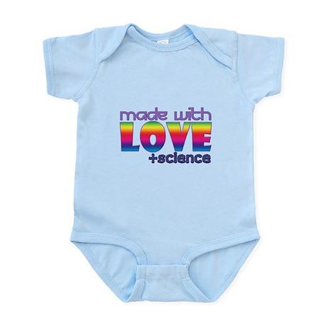 Babby Formed Infant Bodysuit