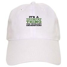 It's a Trumpet Thing Baseball Baseball Cap