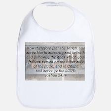 Joshua 24:14 Bib