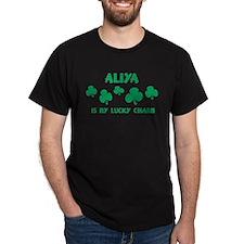 Aliya is my lucky charm T-Shirt
