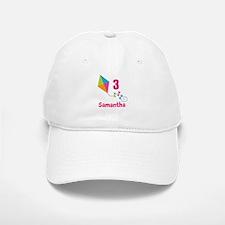Personalized Birthday Kite Baseball Baseball Cap