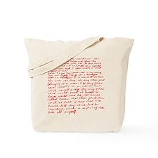 Wherefore art thou Romeo? Tote Bag