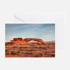 Greeting Cards (Pk of 10) Sunset Arch N5