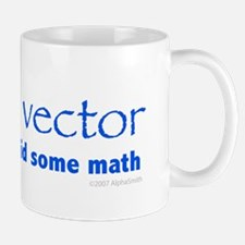 Veni Vidi Vector Mug