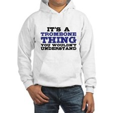 It's a Trombone Thing Jumper Hoody
