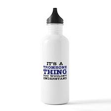 It's a Trombone Thing Water Bottle