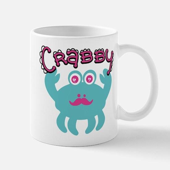 Cute Crabby Kawaii Mug