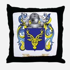 MacKenzie Coat of Arms - Family Crest Throw Pillow