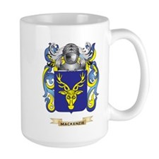 MacKenzie Coat of Arms - Family Crest Mug