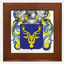 MacKenzie Coat of Arms - Family Crest Framed Tile