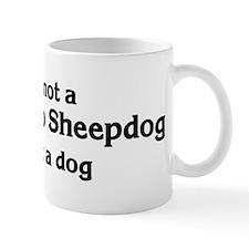 Bergamasco Sheepdog: If it's  Small Mug