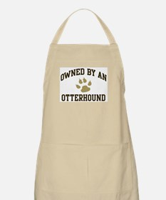 Otterhound: Owned BBQ Apron