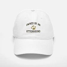 Otterhound: Owned Baseball Baseball Cap