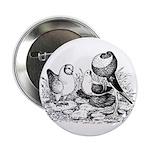 Pigeon Trio Button