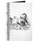 Pigeon Trio Journal
