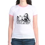 Pigeon Trio Jr. Ringer T-Shirt