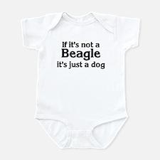 Beagle: If it's not Infant Bodysuit
