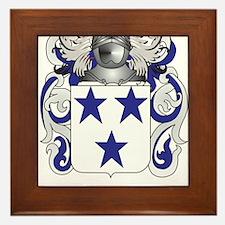 MacKinness Coat of Arms - Family Crest Framed Tile