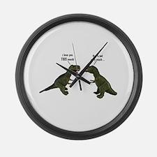 Tyrannosaurus Rex Large Wall Clock