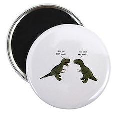Tyrannosaurus Rex Magnet