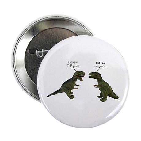 "Tyrannosaurus Rex 2.25"" Button (10 pack)"