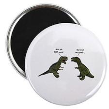 "Tyrannosaurus Rex 2.25"" Magnet (100 pack)"