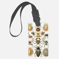 Vintage Spiders Luggage Tag