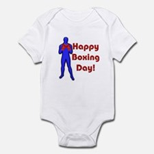 Boxing Day Infant Bodysuit