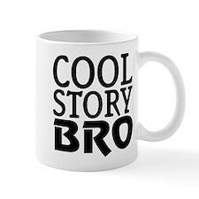 cool story bro w tee Mug