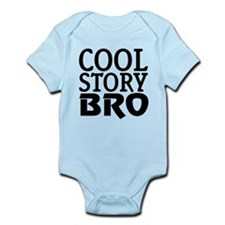 cool story bro w tee Body Suit