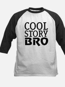 cool story bro w tee Baseball Jersey
