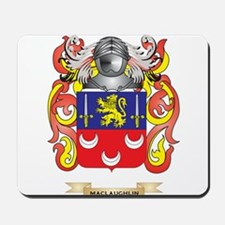MacLaughlin Coat of Arms - Family Crest Mousepad