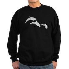 Dolphin Silhouettes Sweatshirt
