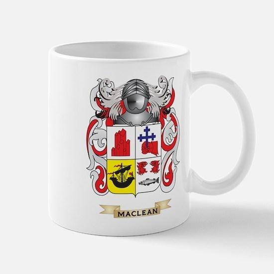MacLean Coat of Arms - Family Crest Mug