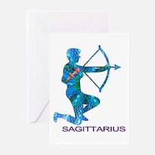 SAGITTARIUS.png Greeting Cards (Pk of 10)
