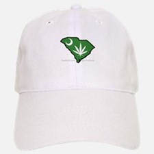 SC Medical Marijuana Movement Logo Baseball Baseball Baseball Cap