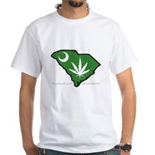 SC Medical Marijuana Movement Logo T-Shirt