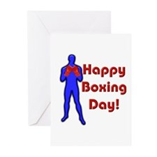 Happy Boxing Day Greeting Cards (Pk of 10)