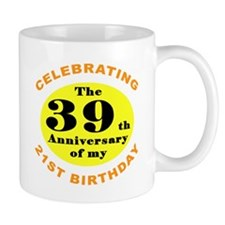 60th Birthday Humor Small Mugs Small Mugs
