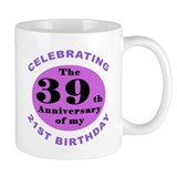 60 year old Coffee Mugs