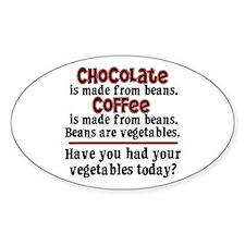 Chocolate & Coffee Decal