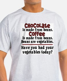 Chocolate & Coffee T-Shirt