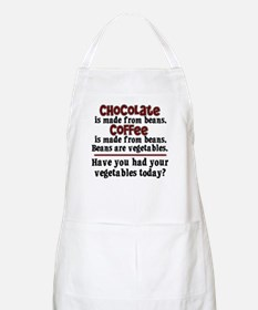 Chocolate & Coffee Apron